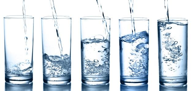 A classificação da água pode ser alcalina, termais, mineral e destilada.