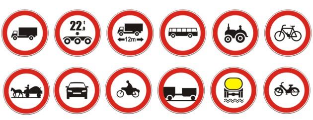 Classificação dos veículos de acordo com o Código Brasileiro de Trânsito