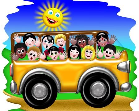 Transporte Escolar de Crianças