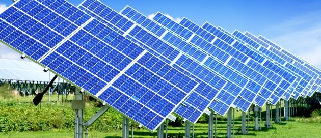 Placas para captação de energia solar - Alternativa energética de fonte renovável