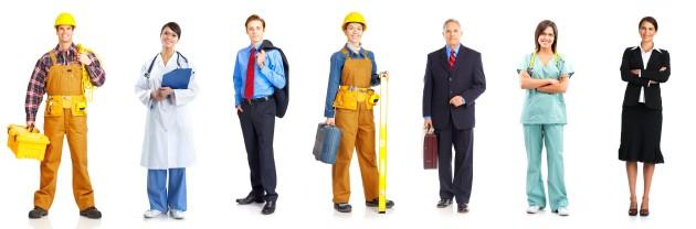 Normalmente as profissões que é regida por uma legislação própria é classificada como profissões regulamentadas