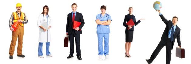 As profissões mais promissoras no Brasil e Estadas Unidos
