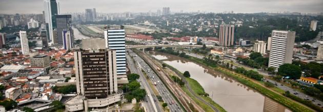 São Paulo é a maior e mais importante cidade da América Latina