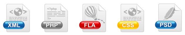 Formatos e extensões de arquivos no windows