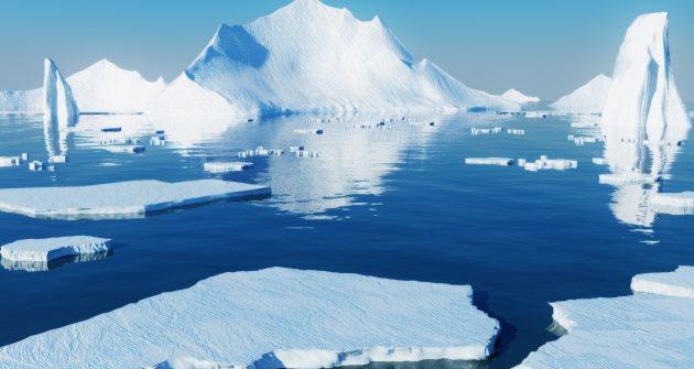 grandes oceanos atlantico pacífico índico