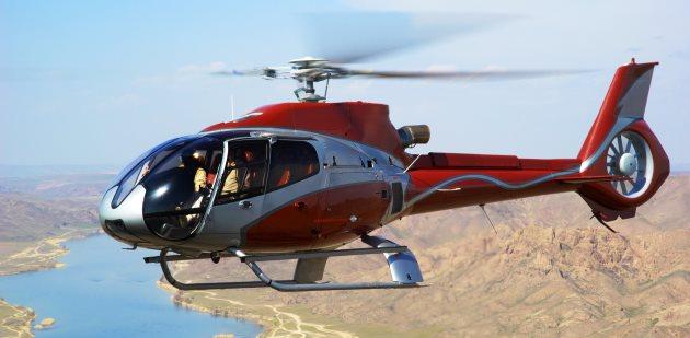 helicóptero auronautica avião