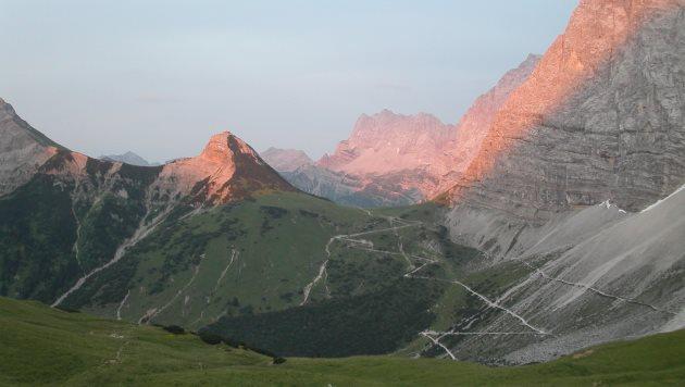 montanhas tipo de relevo
