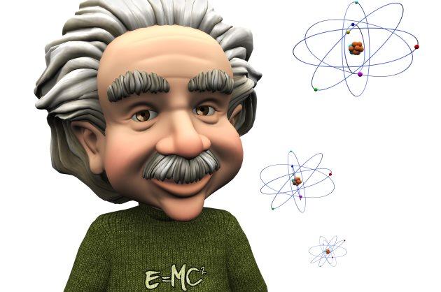 einstein cientista ciência