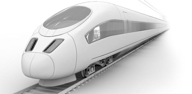 transporte coletivo ferroviário trem