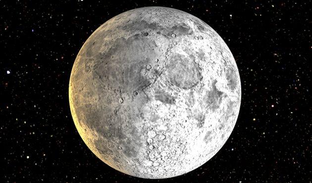 movimentos planetários lua