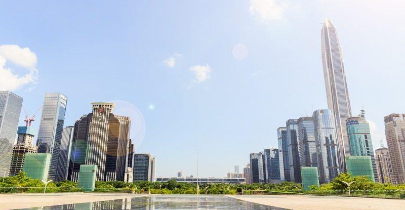 Cidade da china
