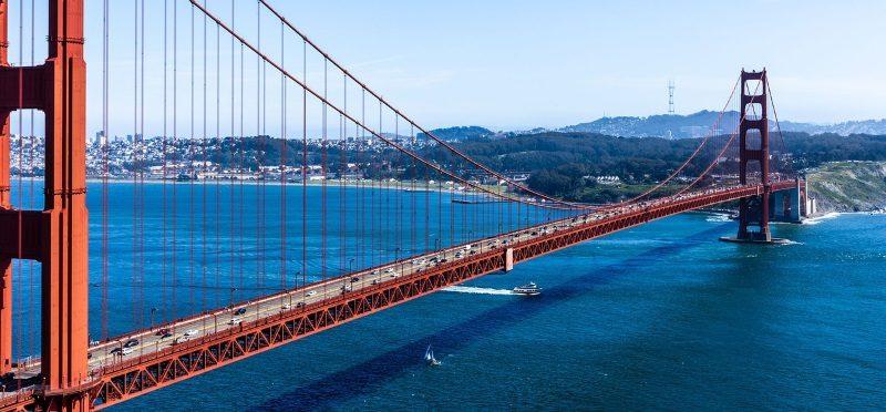 São Francisco - Oceano Pacífico