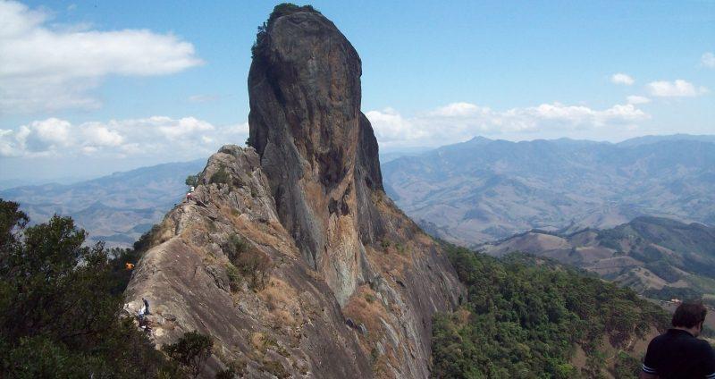 Pedra do Baú - Serra da Mantiqueira